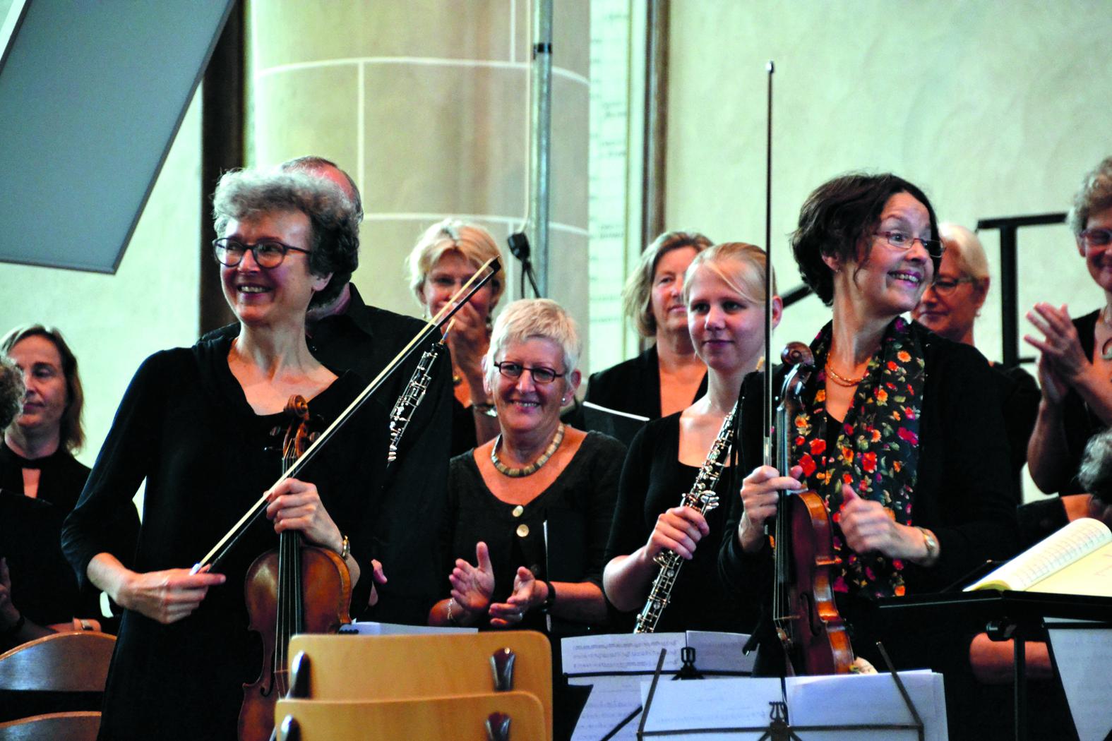 Het is weer tijd voor Bach in Monnickendam. (Foto: aangeleverd)