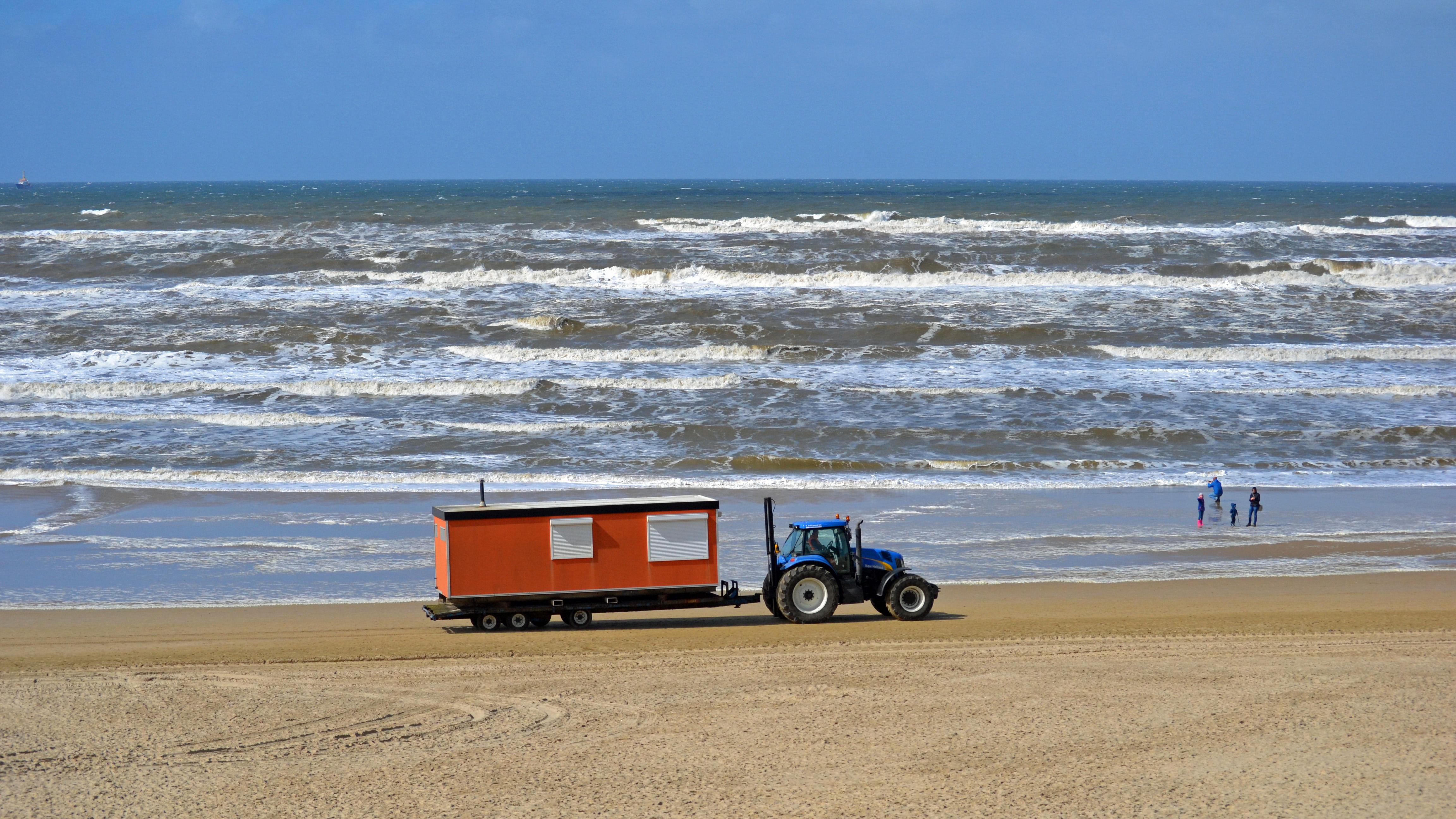 Foto: Sjef Kenniphaas Egmond aan Zee.