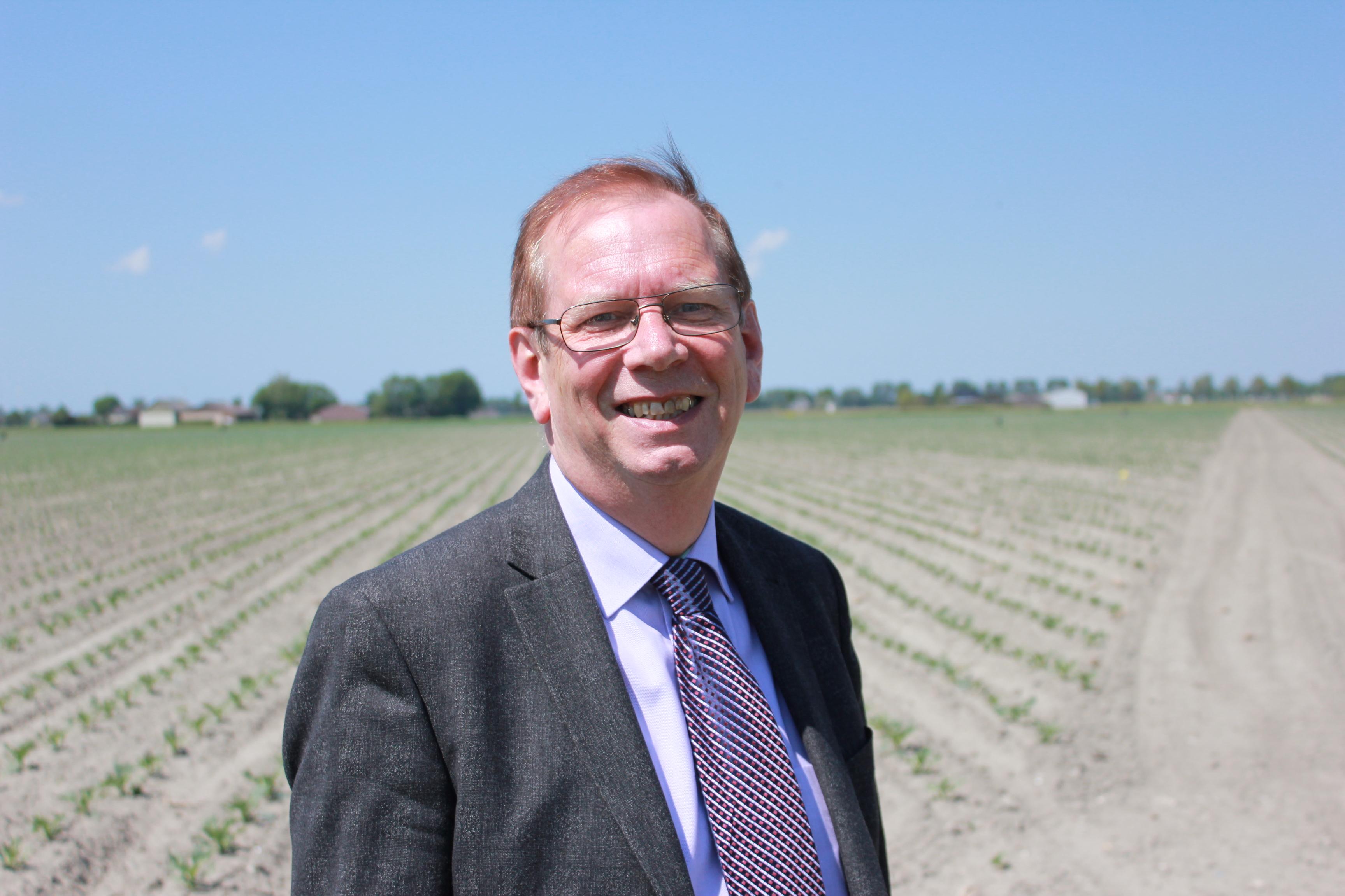 Jan Piet Beers ziet Langedijk als een prachtige gemeente met een betrokken gemeenschap. (Foto: aangeleverd)