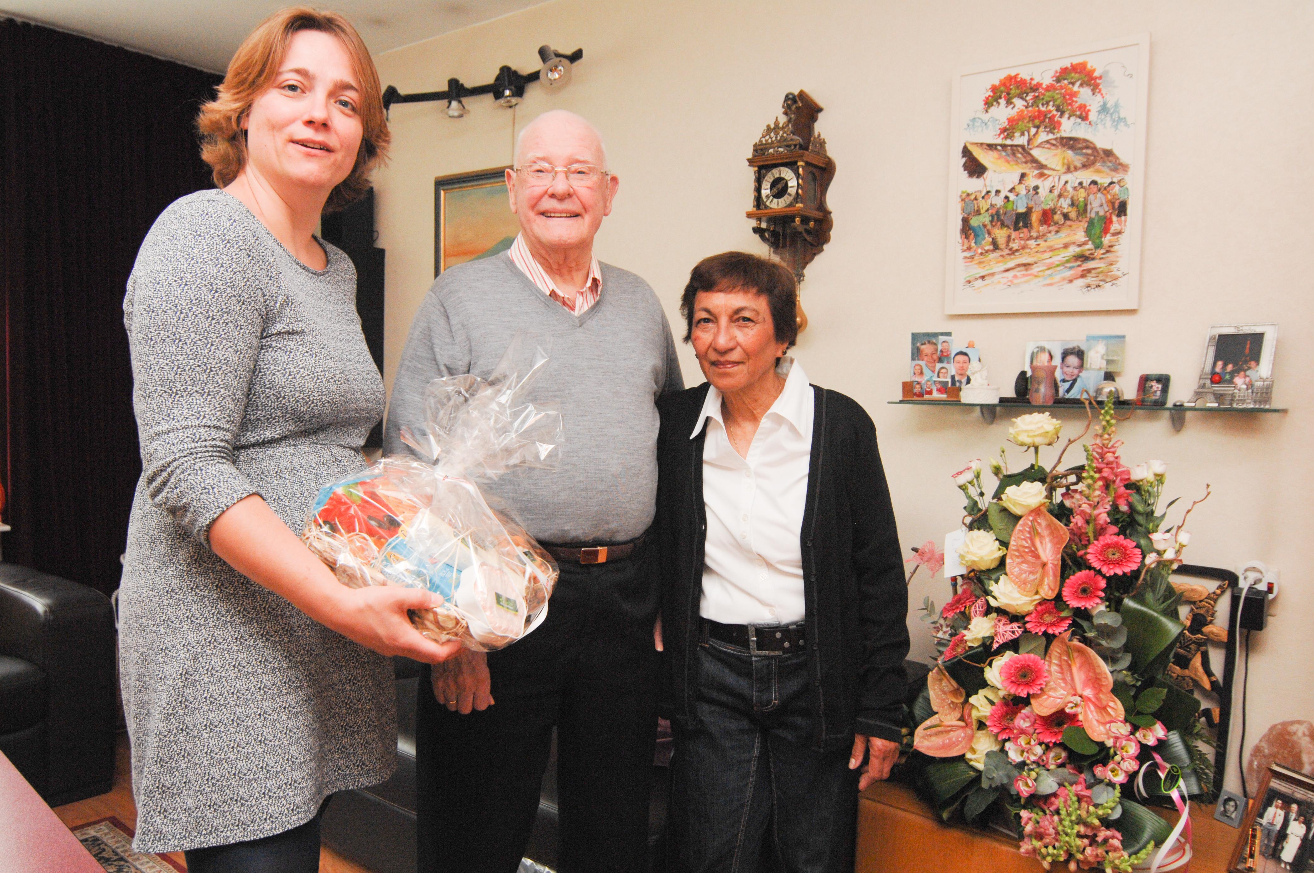 Echtpaar Martelhoff 60 jaar getrouwd!