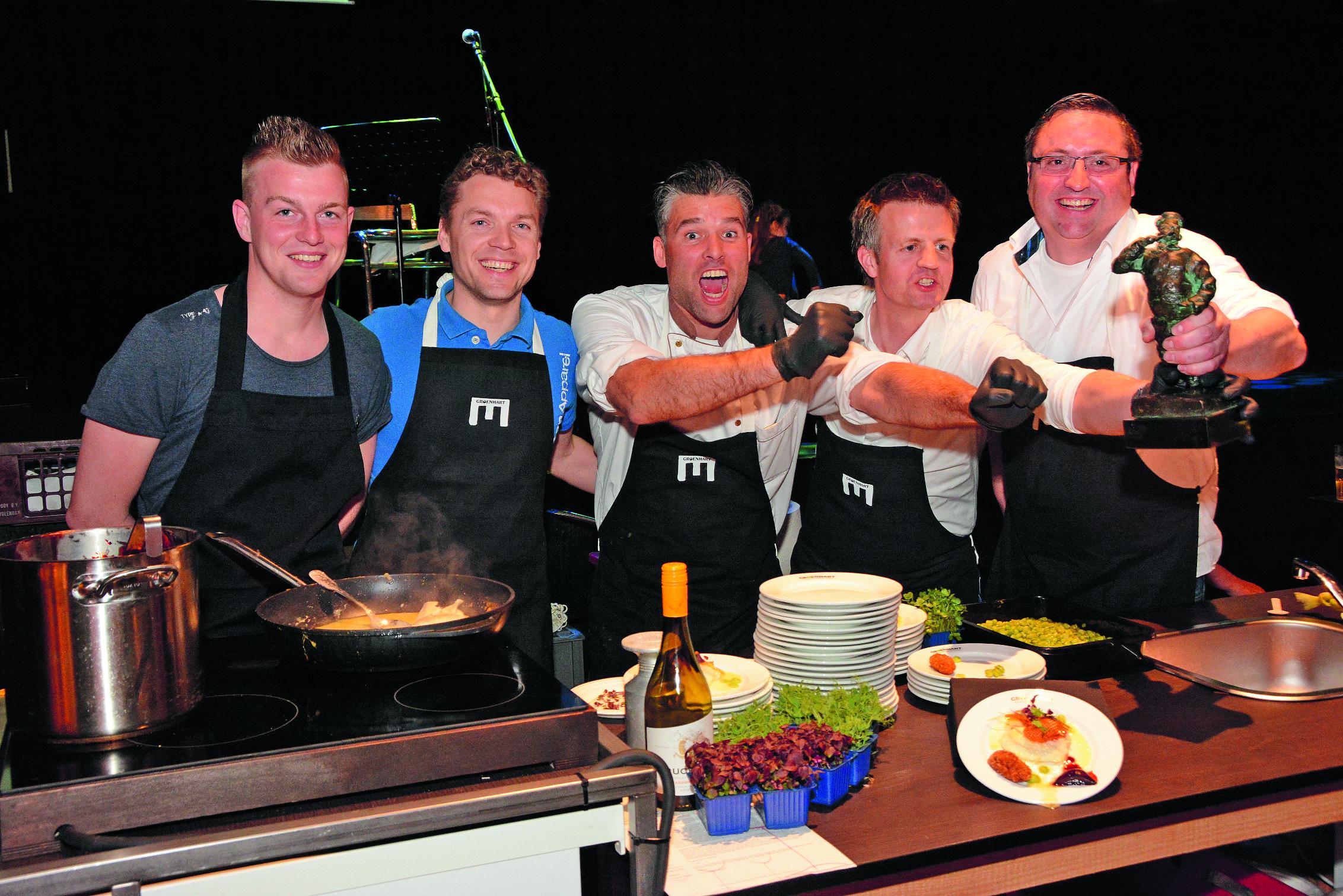 Vorig jaar werd het team Groenhart uitgeroepen tot winnaar. (Archieffoto: Rolf Rijken) rodi.nl © rodi