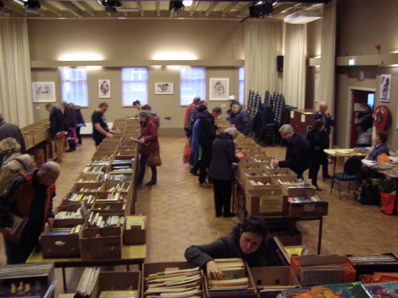 Boekenmarkt. (Foto: aangeleverd)