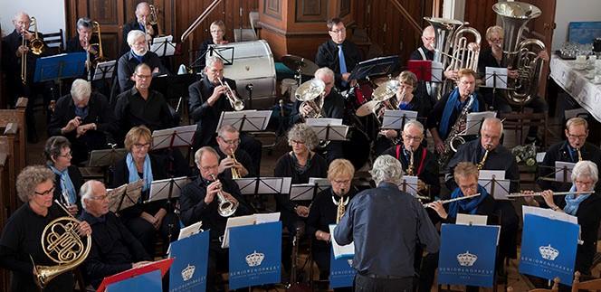 Koninklijk Edams Fanfareconcert. (Foto: aangeleverd)