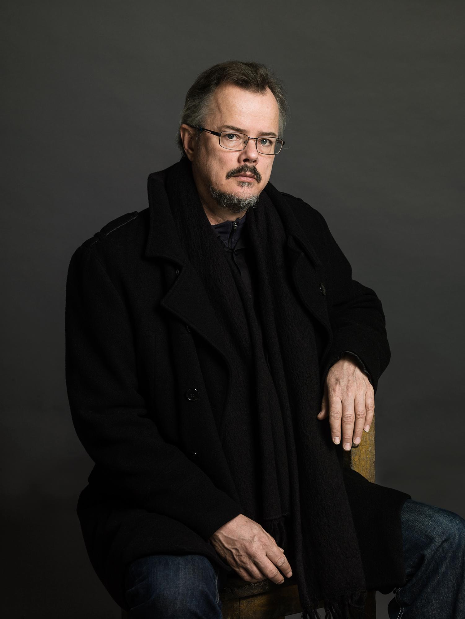 Jan van Aken. (Foto: Uitgeverij Querido)