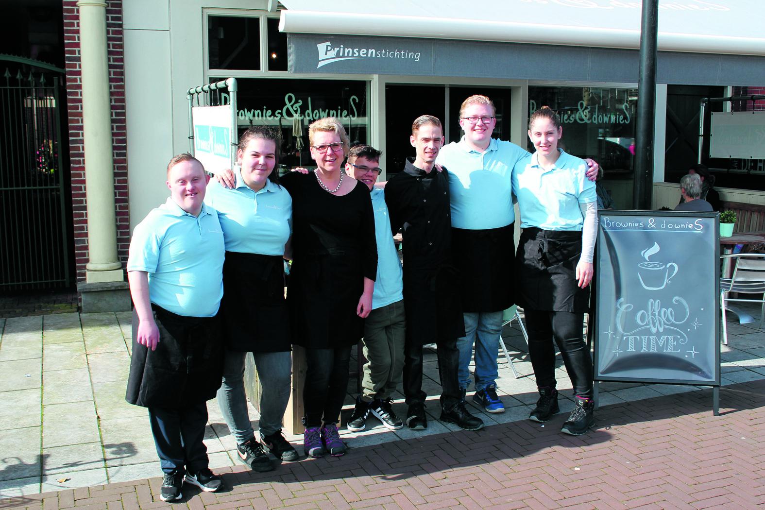Brownies&downieS in Purmerend wordt vanaf nu gerund door Prinsenstichting. (Foto: aangeleverd) rodi.nl © rodi