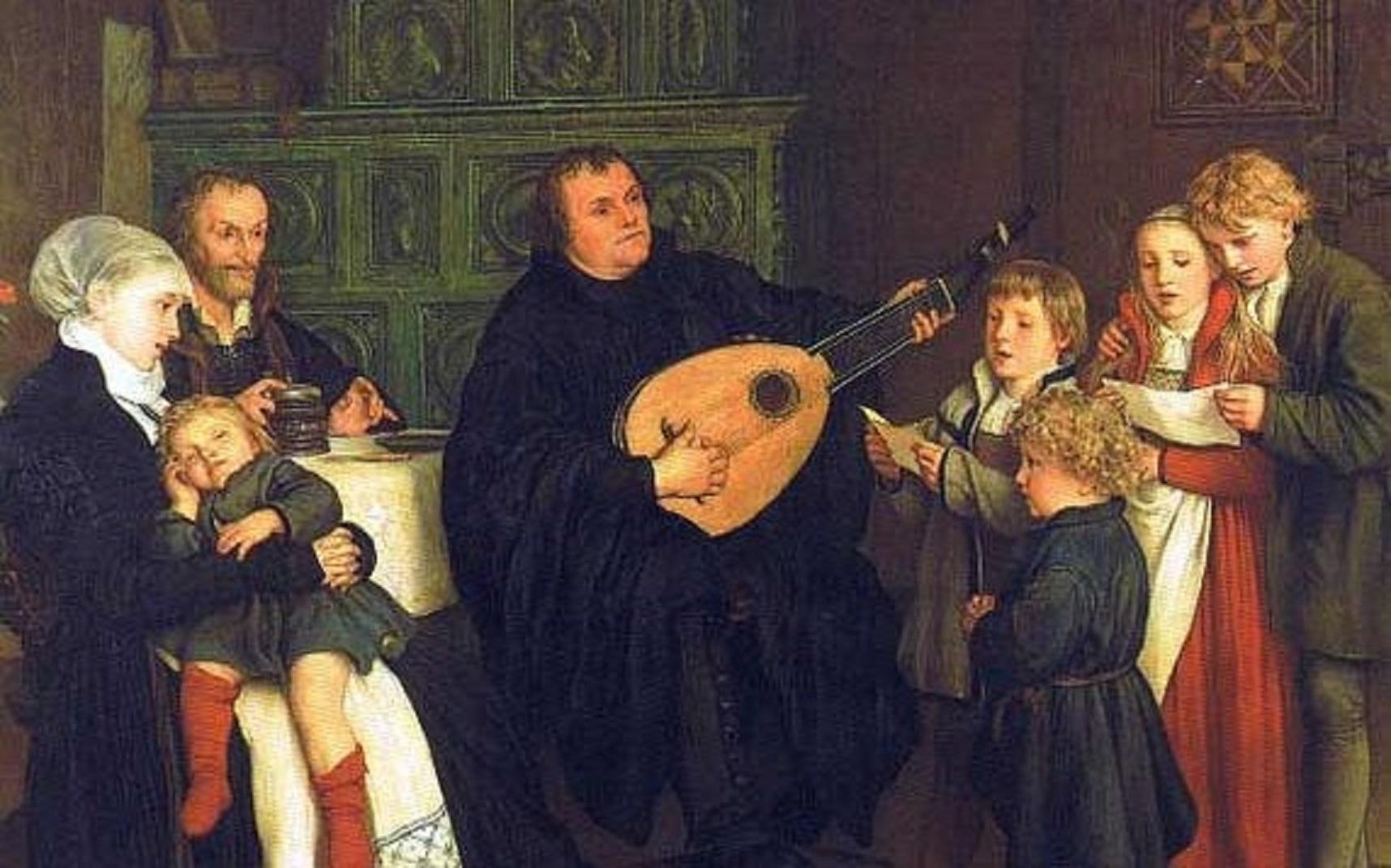 Jacob Stam vertelt over kerkliederen door de eeuwen heen. (Foto: aangeleverd)