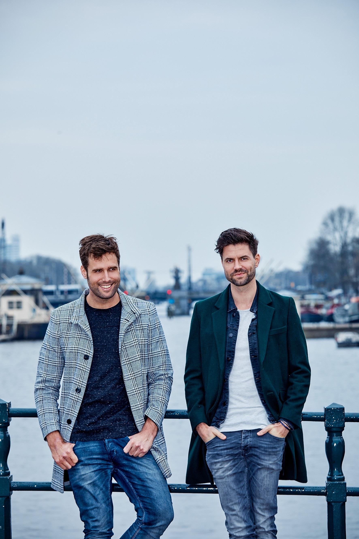 Nick en Simon. (Foto: aangeleverd)