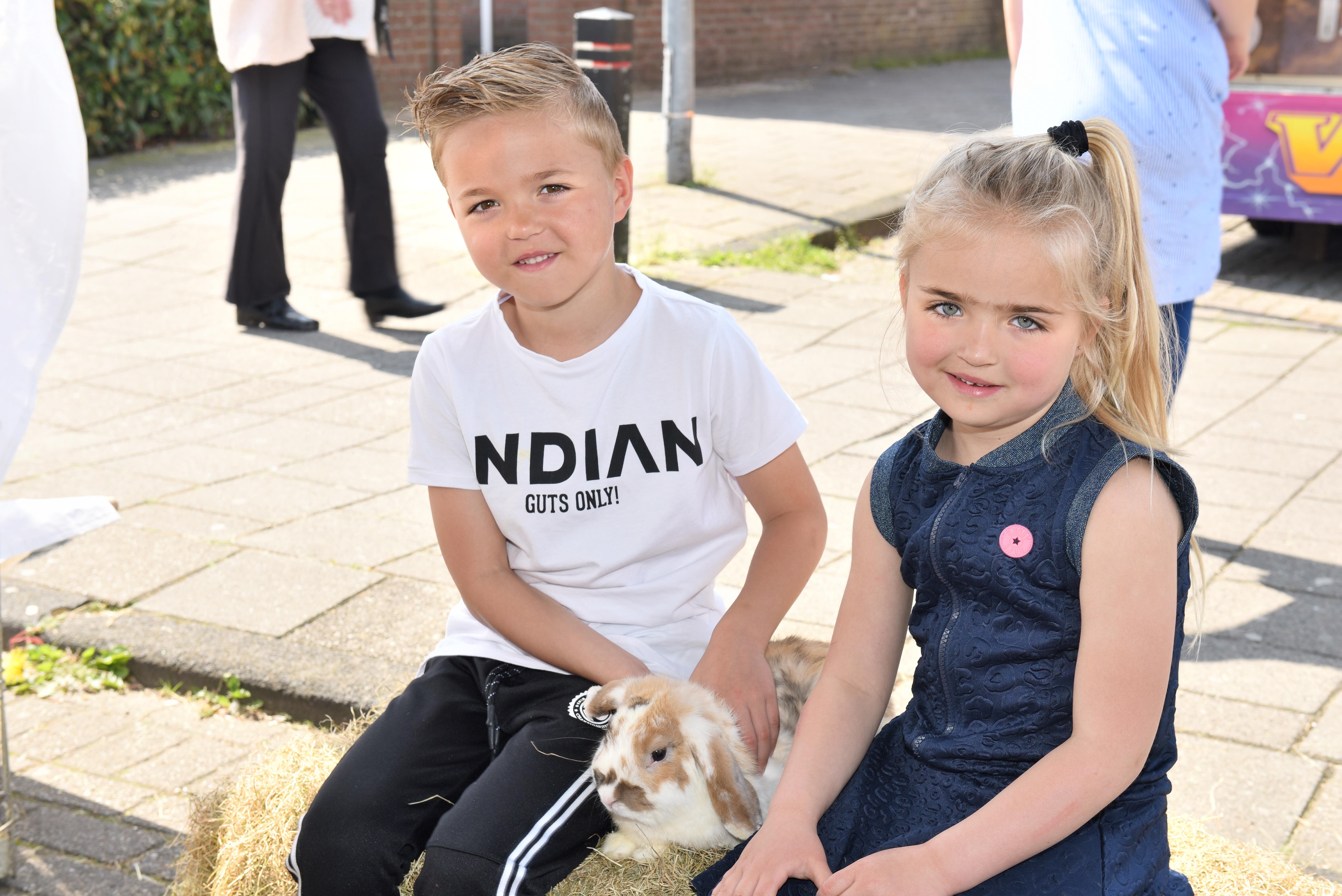 Braderie De Stient in beeld rodi.nl © rodi