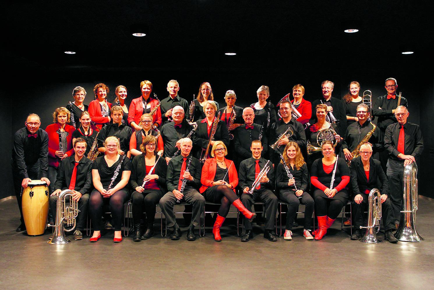 Schagens Harmonie. (Foto: aangeleverd)
