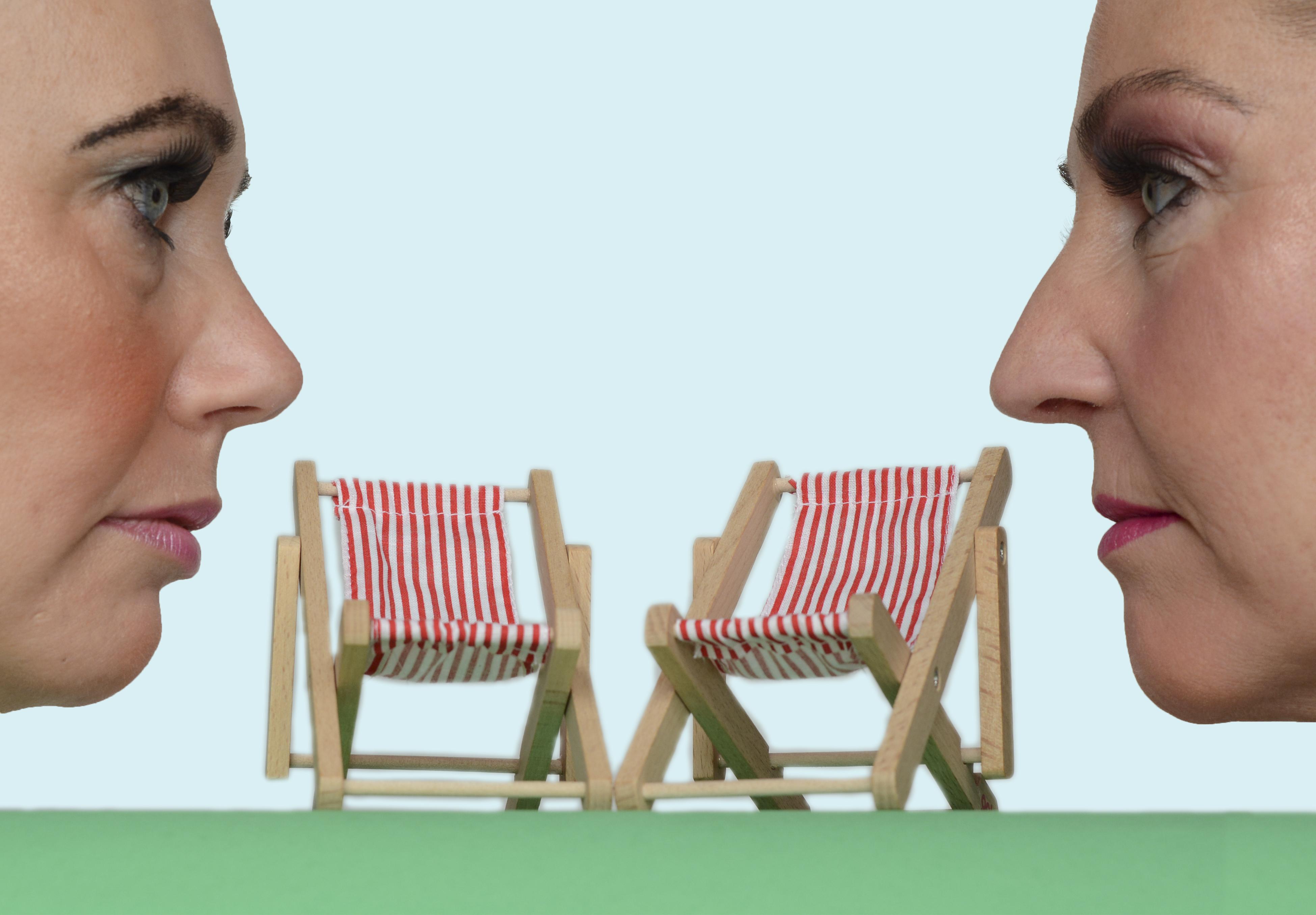 Fa. Buur speelt Deckchairs in het Scago Theater. (Foto: aangeleverd)