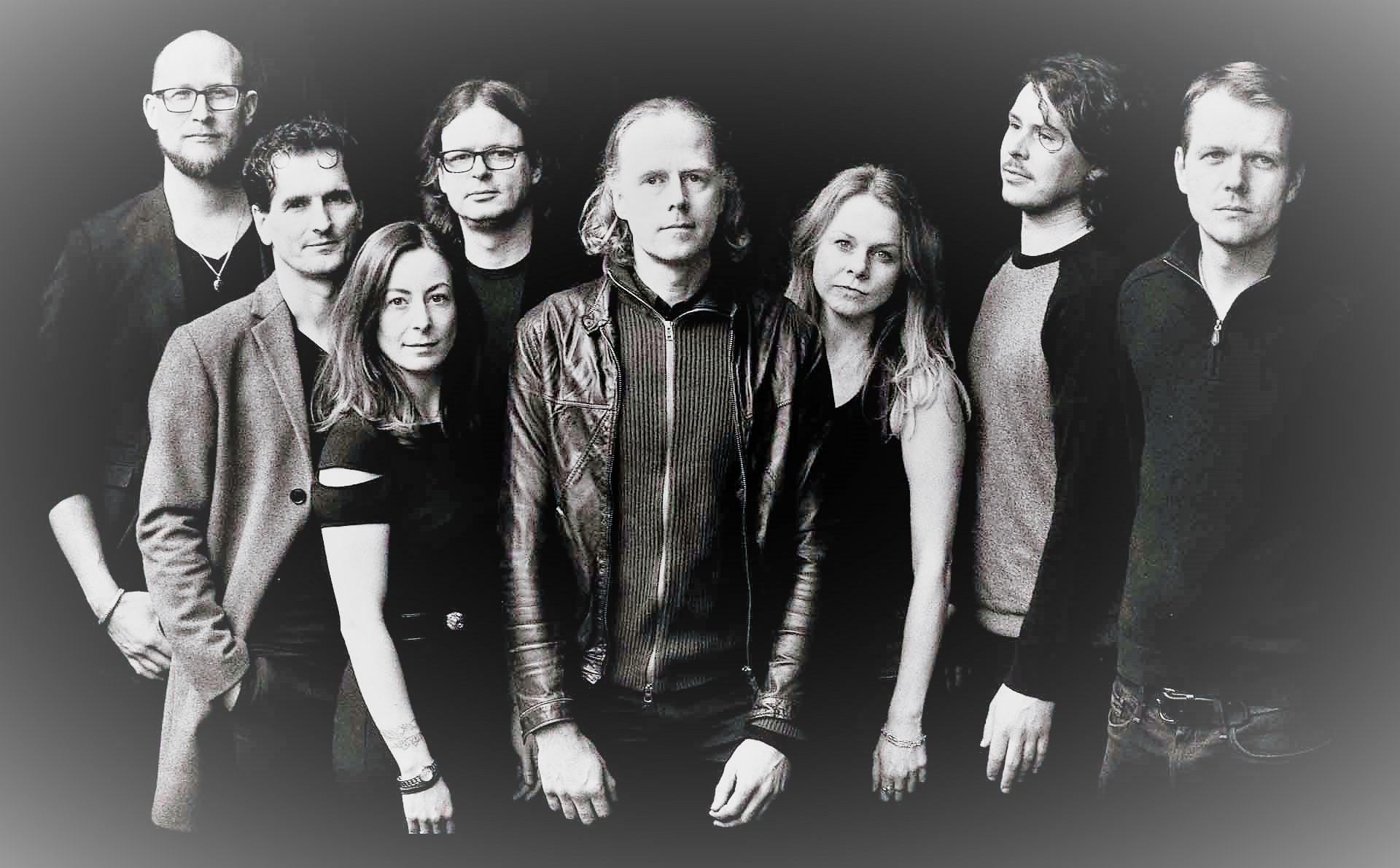 Klerkx & The Secret en Sharp Band bij The Shack