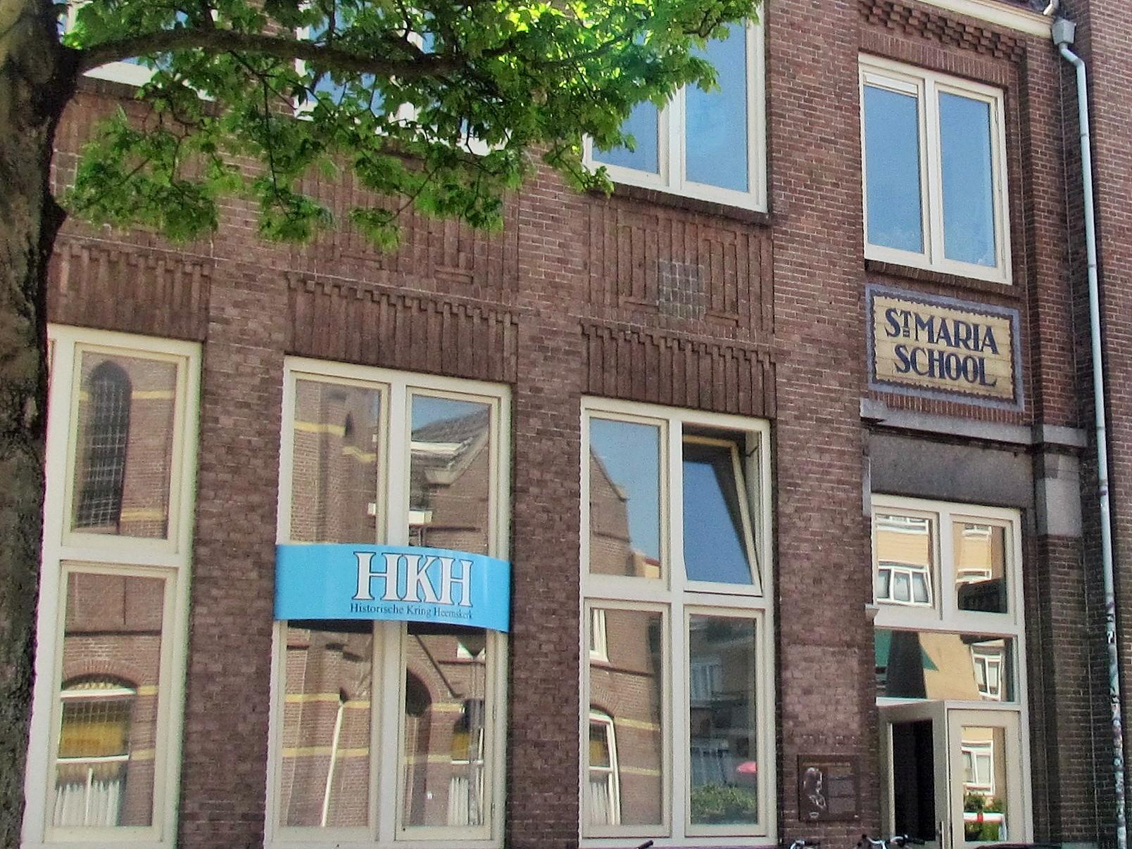 De Mariaschool, een protest waard rodi.nl © rodi