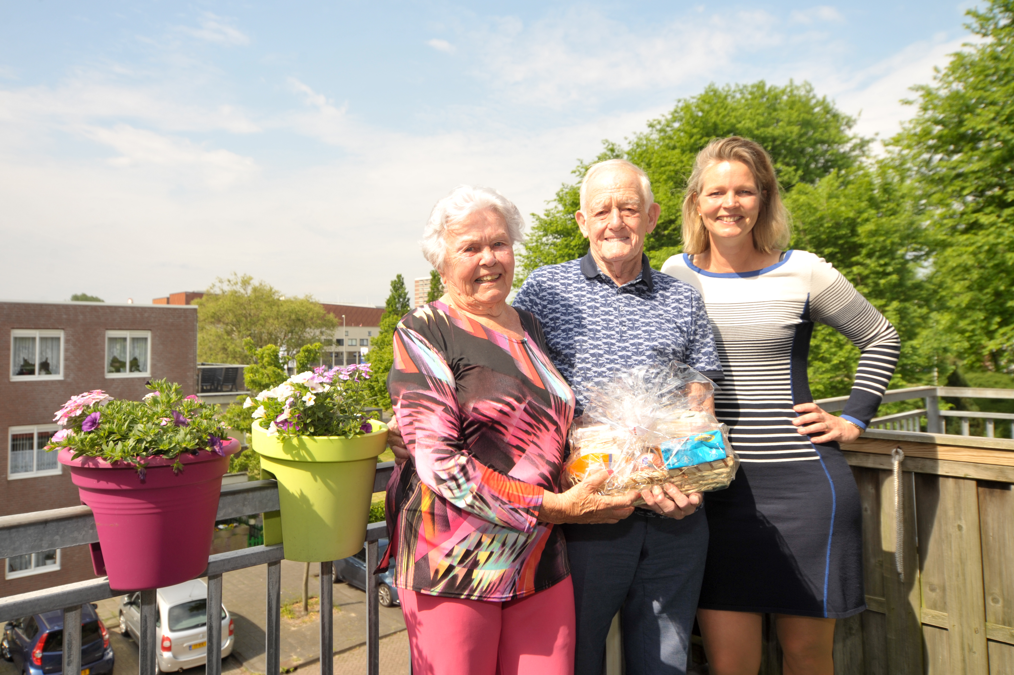 Echtpaar Martelhoff 60 jaar getrouwd! rodi.nl © rodi