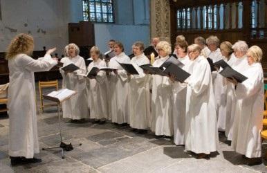 Concert Nicolaascantorij Grote Kerk Edam