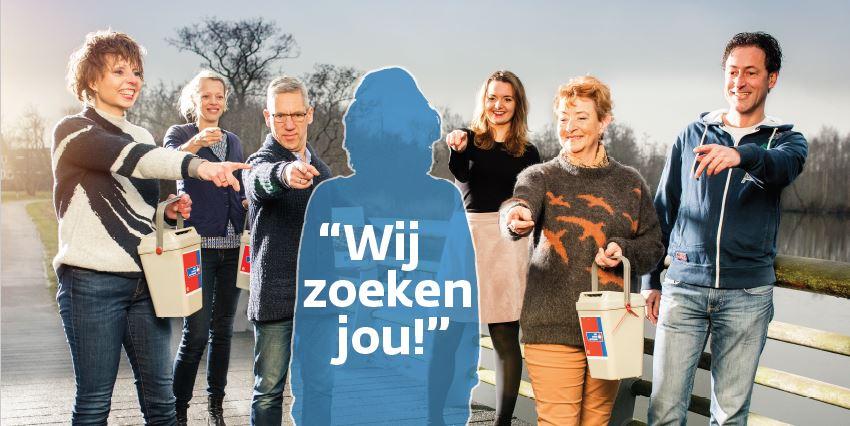 KWF-afdeling Wormerland zoekt jou! (Foto: KWF)