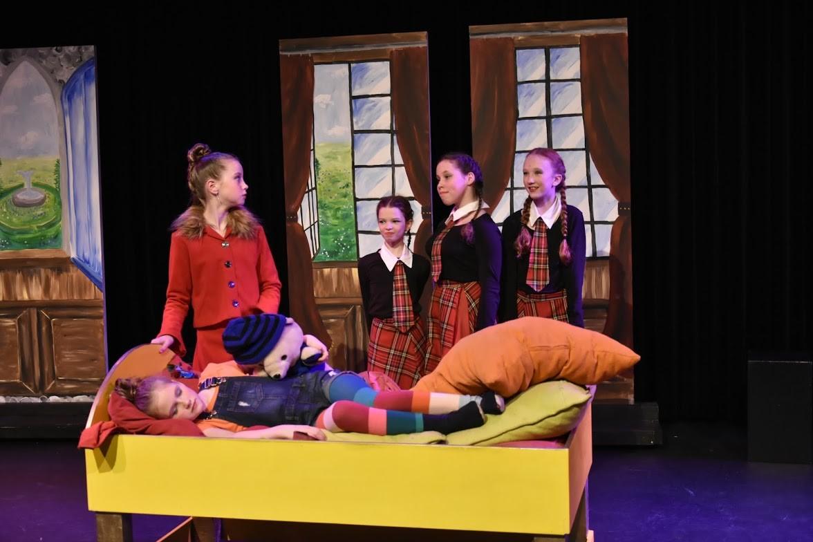 Theater MUS in actie. (Foto: FluXus)