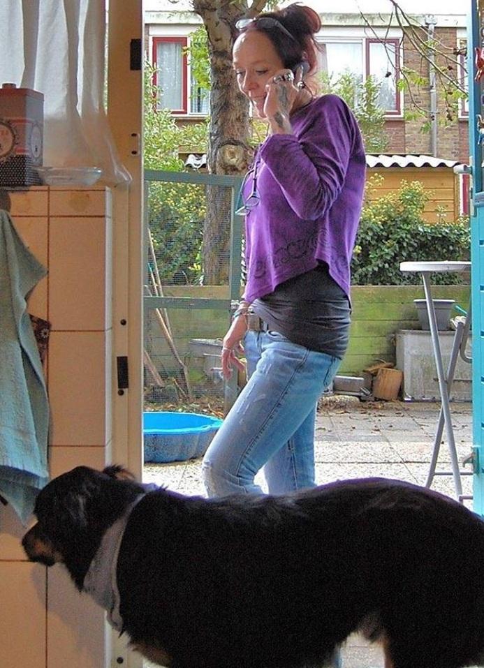 Diana de Boer. (Eigen foto)