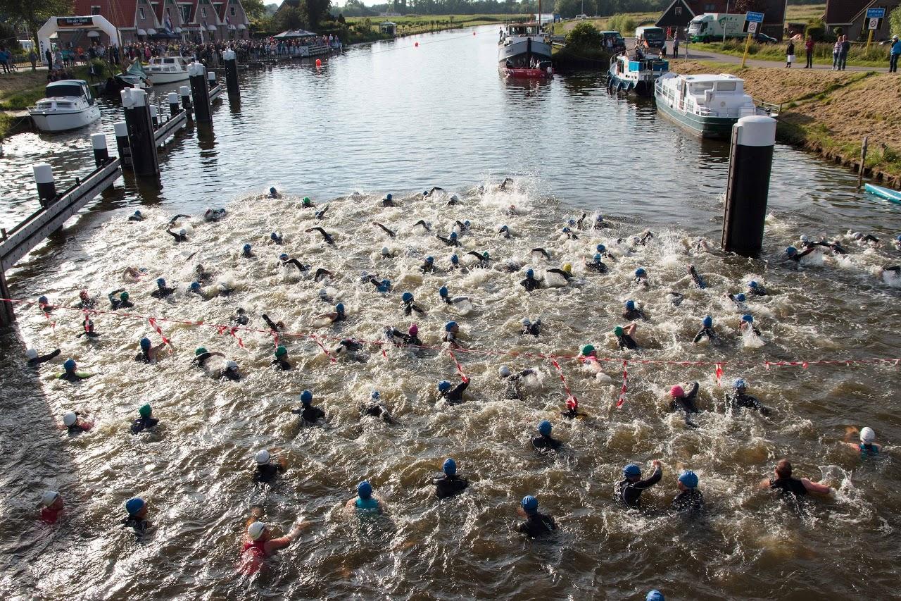 Triathlon Langedijk staat weer op het programma. (Foto: aangeleverd)