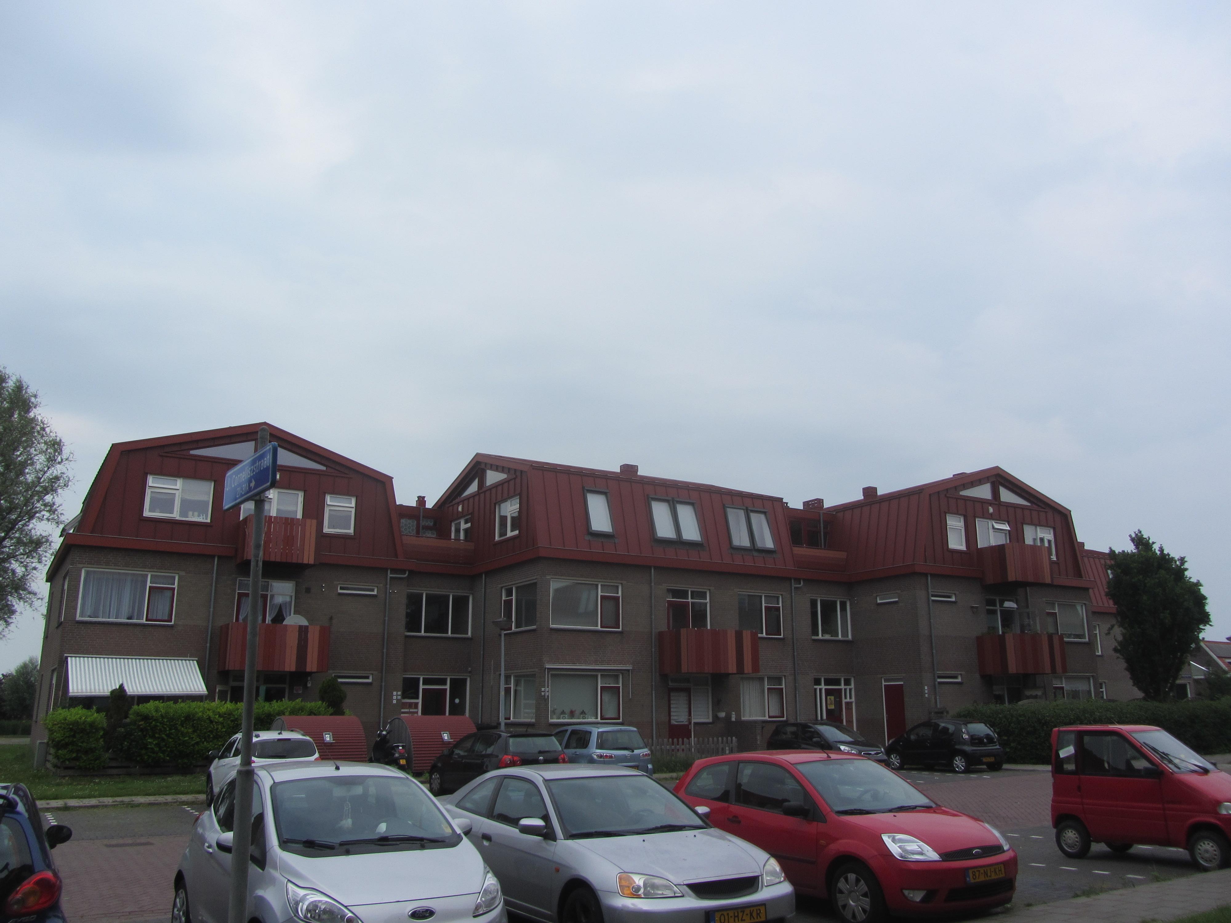 Huurdersvereniging Oostzaan. (Foto: JWvD)