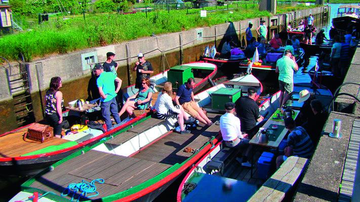 Doorvaarbaarheid van Langedijk heikel punt. (Foto's: www.langedijkwaterrijk.nl) rodi.nl © rodi