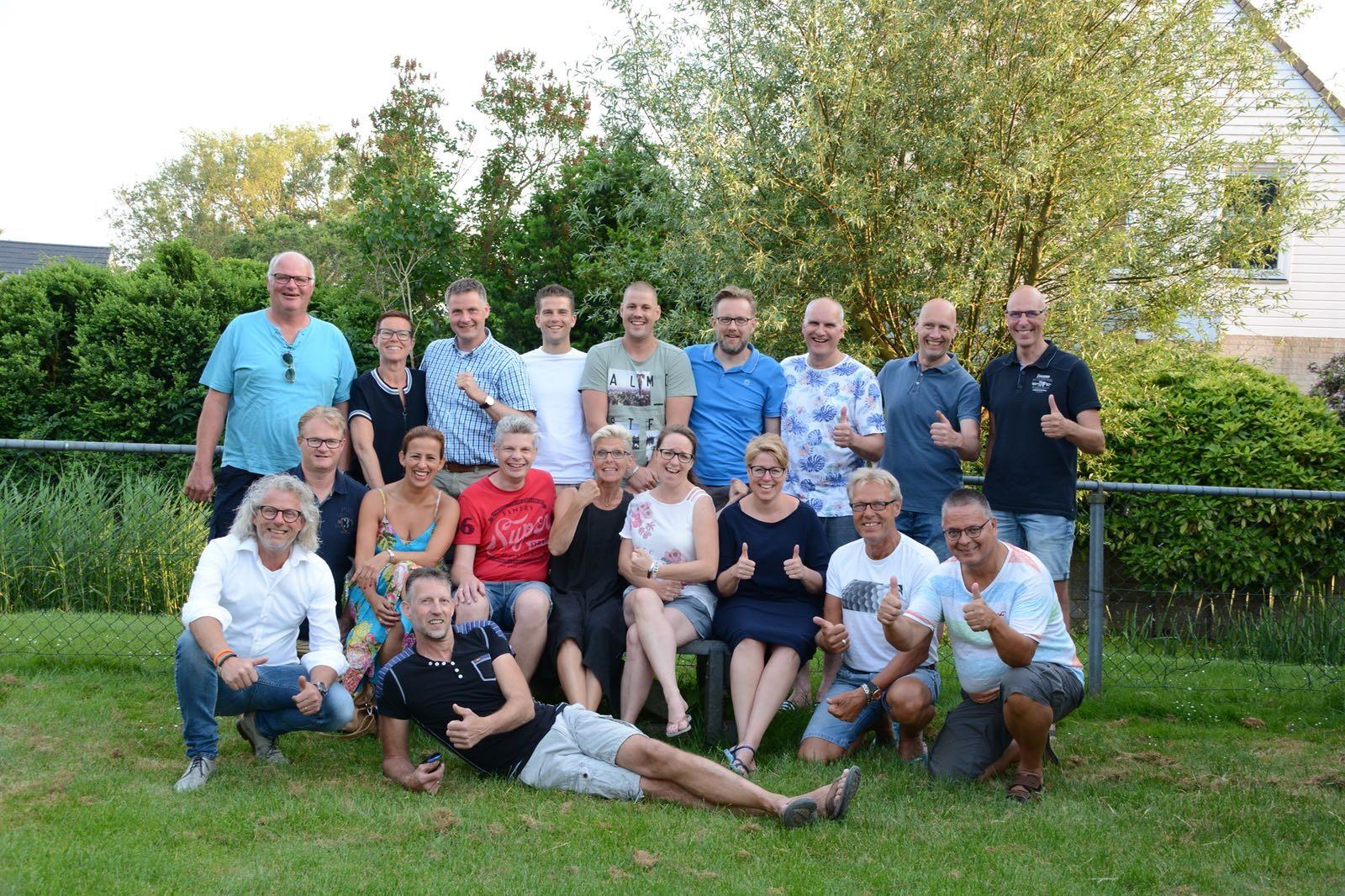 Team Stompetoren. (Foto: aangeleverd)