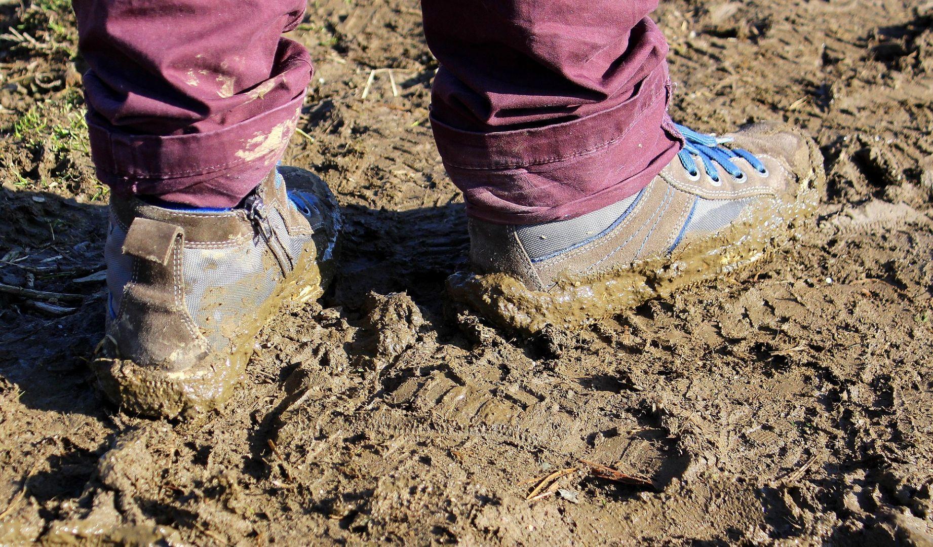 Lekker modderig en vies worden! (Foto: aangeleverd)