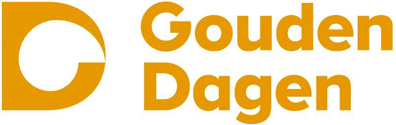 Het logo van Gouden Dagen. (foto aangeleverd)
