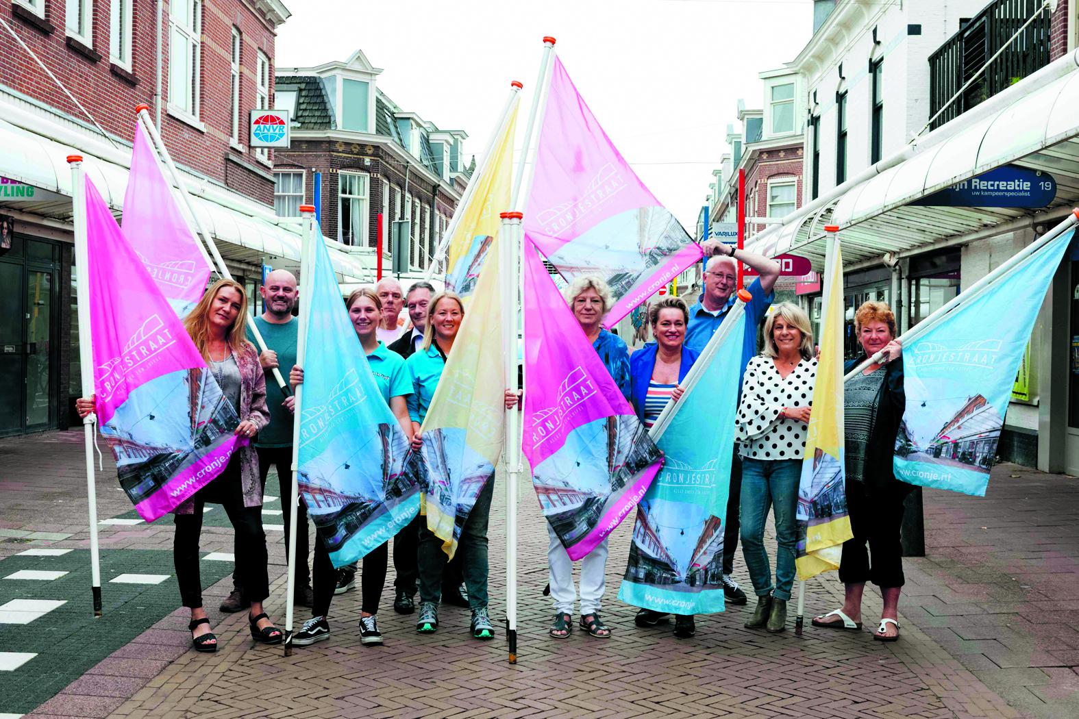 De braderie in de Cronjé is een van de gezelligste markten uit de regio. (Foto: aangeleverd)  rodi.nl © rodi