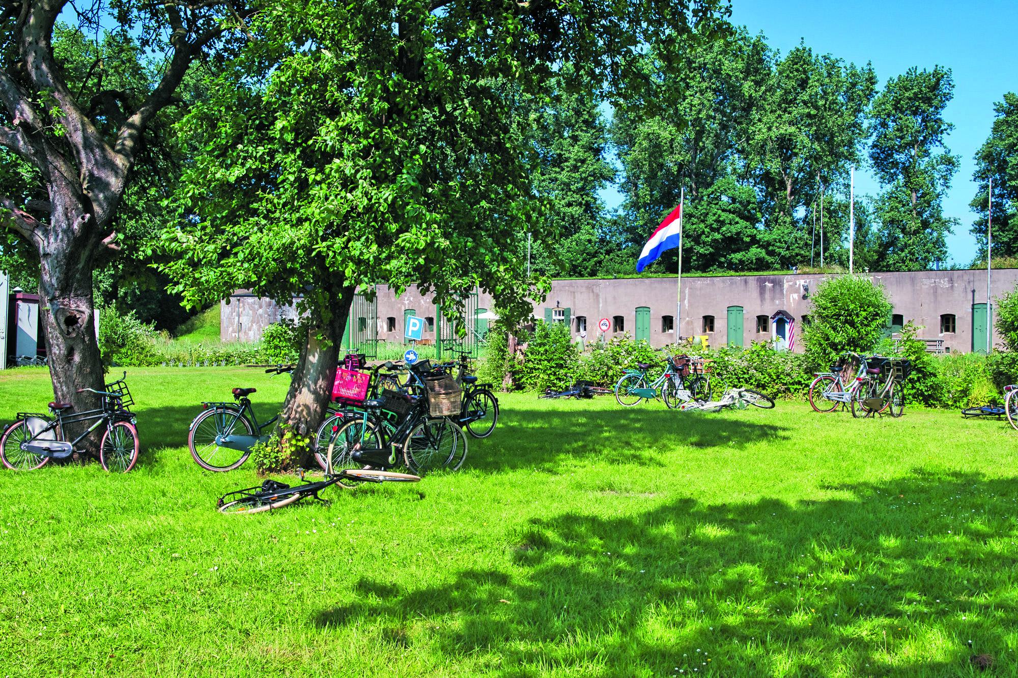 Deze zondag zal Fort aan Den Ham open zijn voor het publiek. (foto aangeleverd)