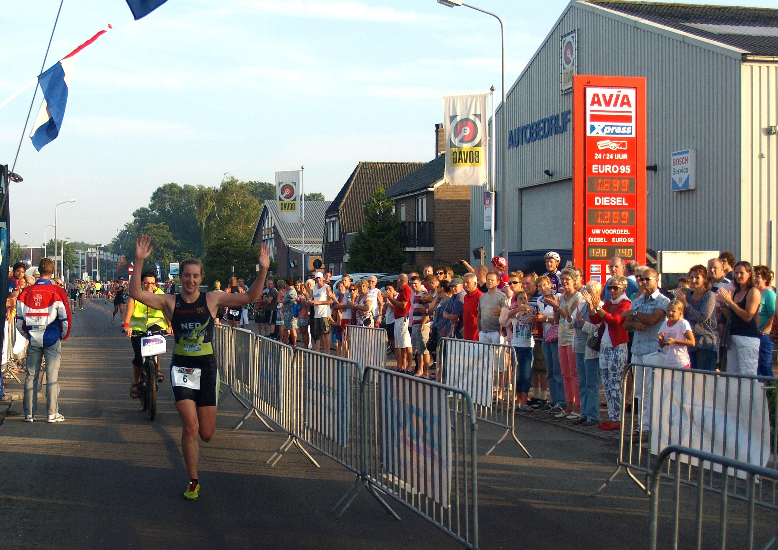 Wie wint dinsdag 10 juli de Veko Sprinttriathlon van Schagen? (Foto: aangeleverd)