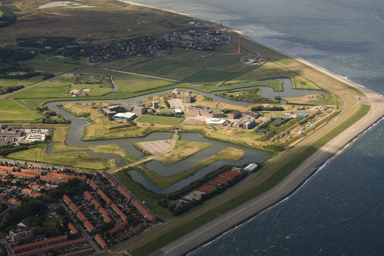 Fort Erfprins. (Foto: Pieter de Vries)
