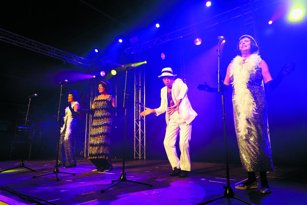 Een optreden tijdens de Prominenten Playbackshow is een onvergetelijke ervaring. (Foto: Rondom)