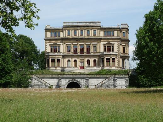 Grote Huis, Elswout. (Foto: aangeleverd)