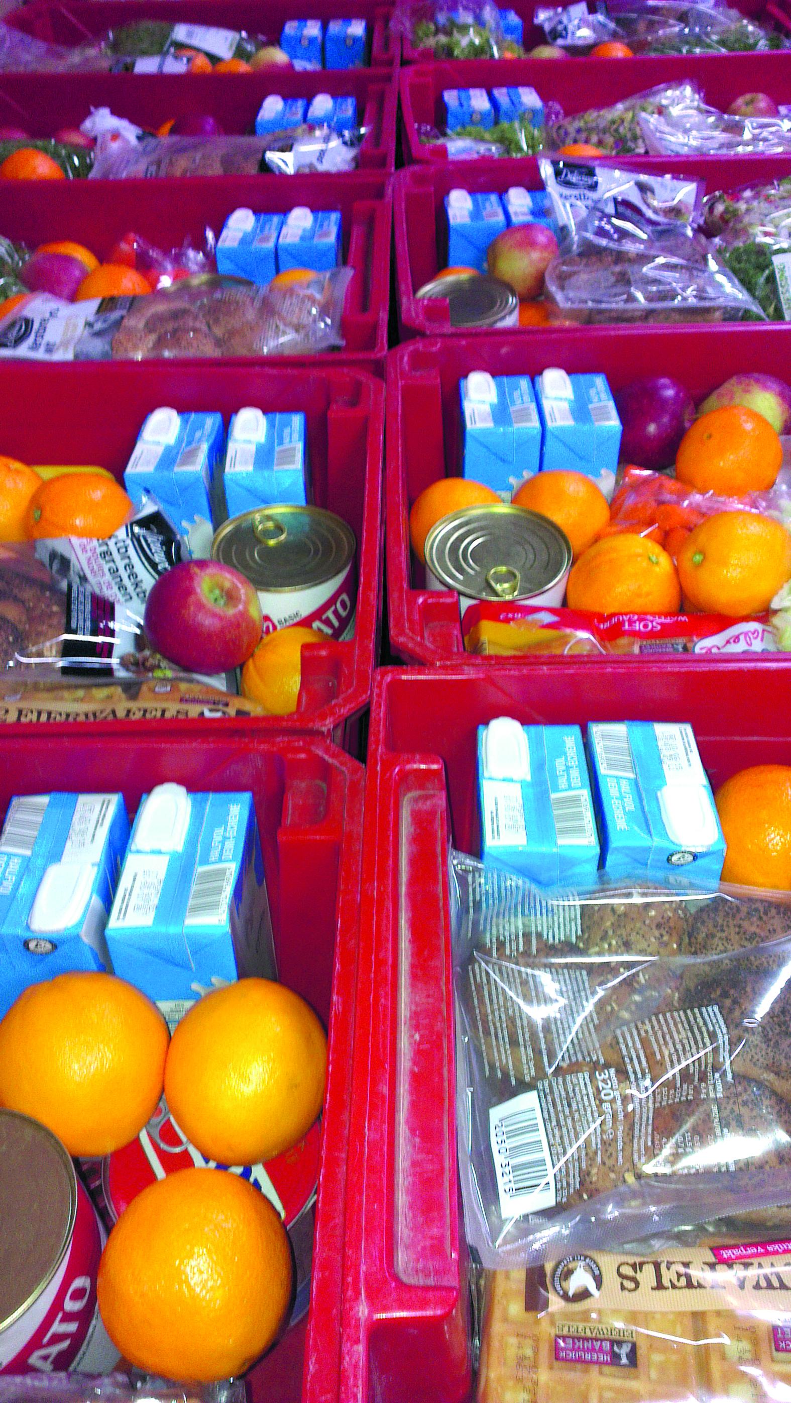 De stichting denkt dat er meer gezinnen gebruik kunnen maken van de noodhulp. (Foto's aangeleverd) rodi.nl © rodi