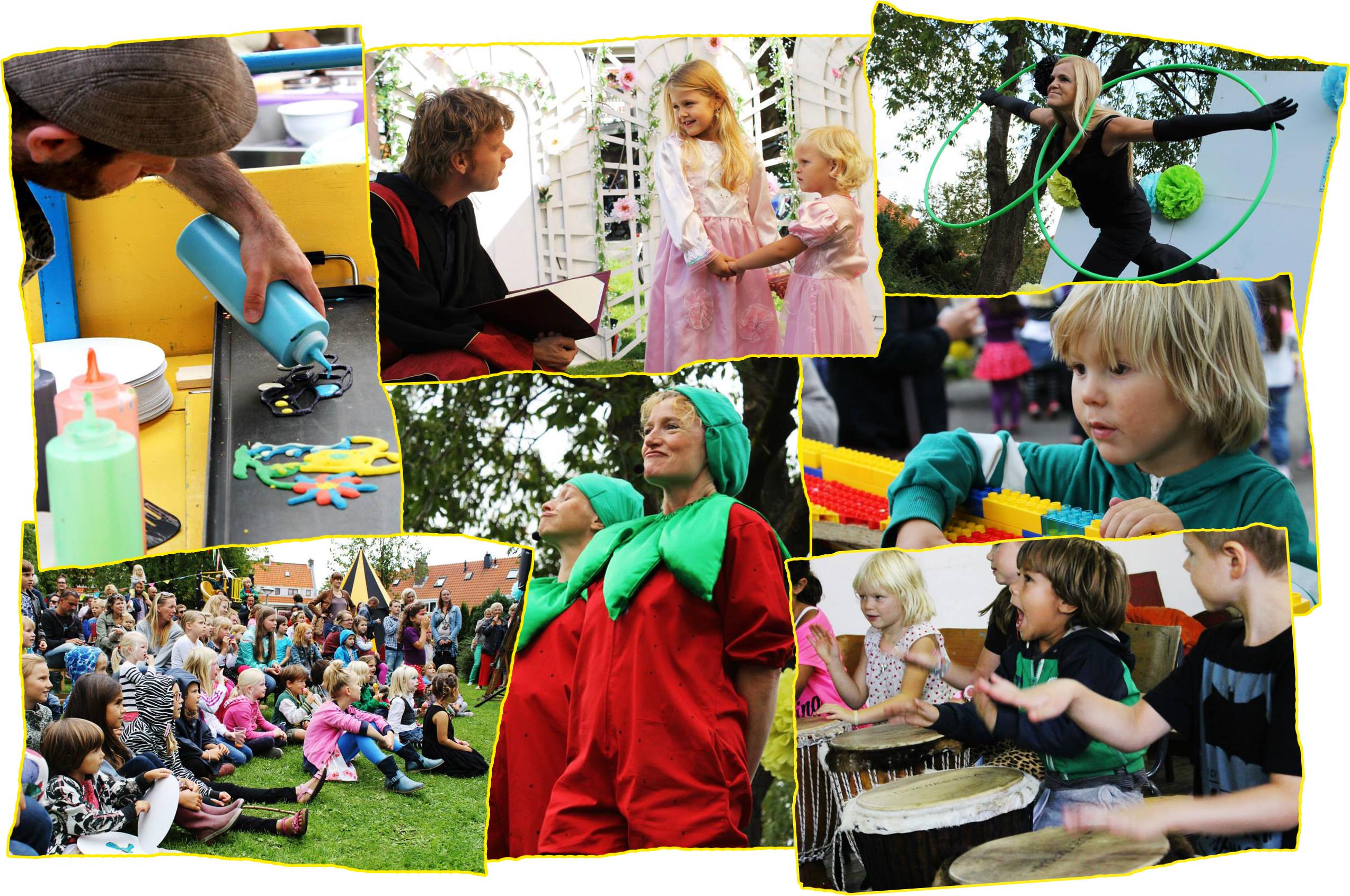 Het Bofkontenfestival is een feest voor jong en oud. (Foto's: aangeleverd/fotobewerking Bart Agterberg/RM)