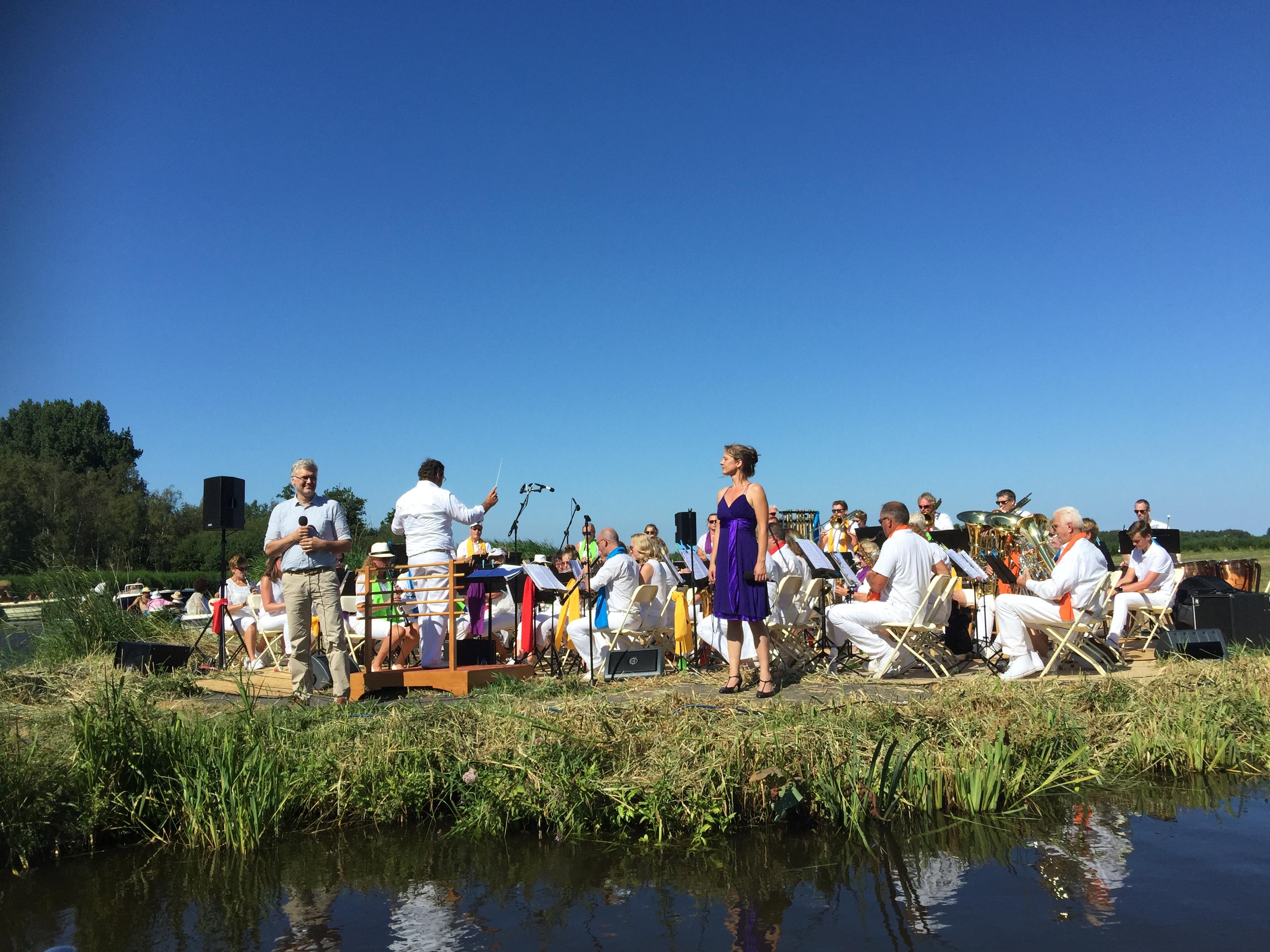 Zonovergoten Concert aan het Water