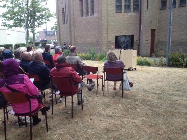 Het vierde zomeravondconcert trekt zeker weer de nodige aandacht van het publiek. (foto aangeleverd)
