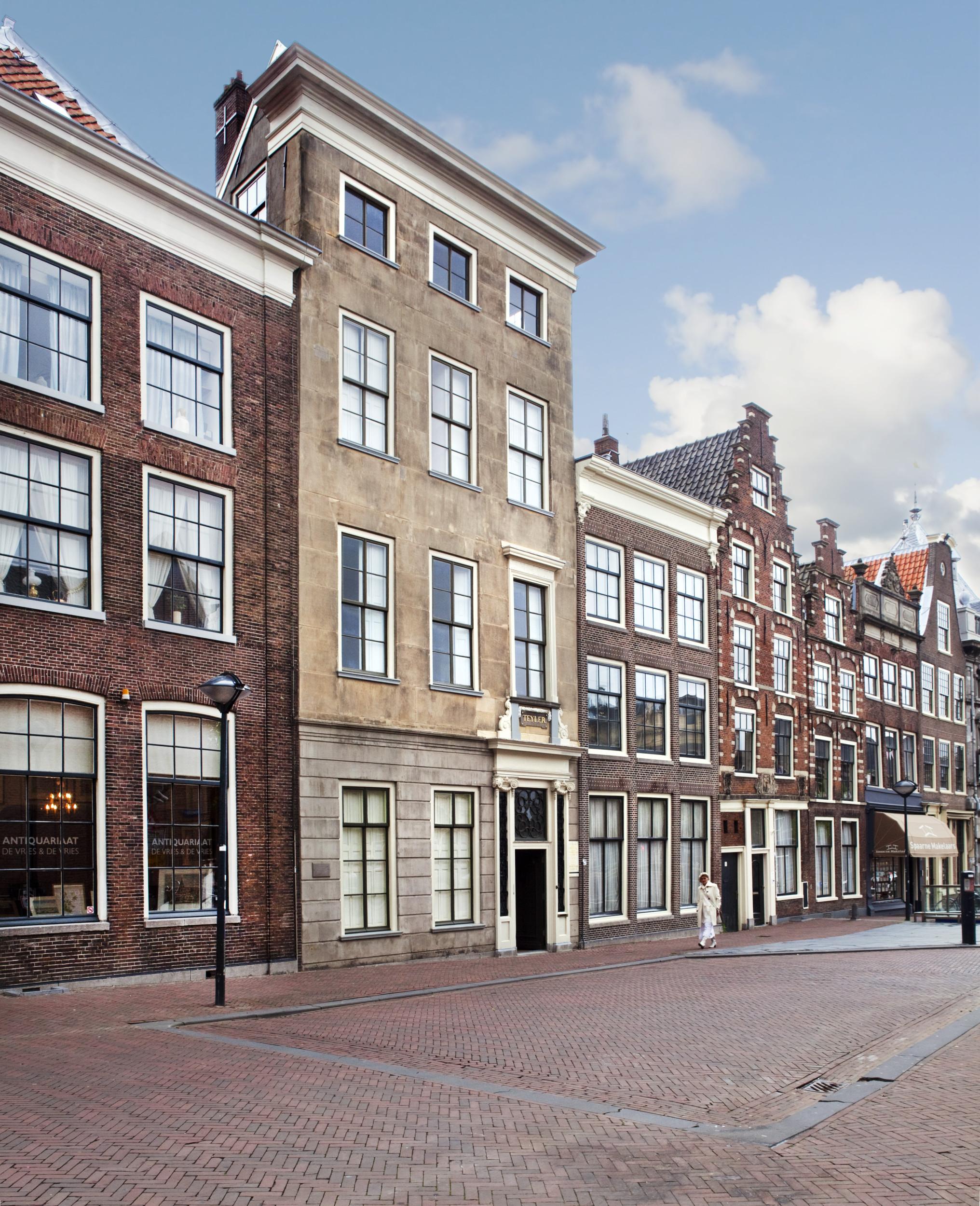 Pieter Teylers Huis. (Foto: Kees Hageman)