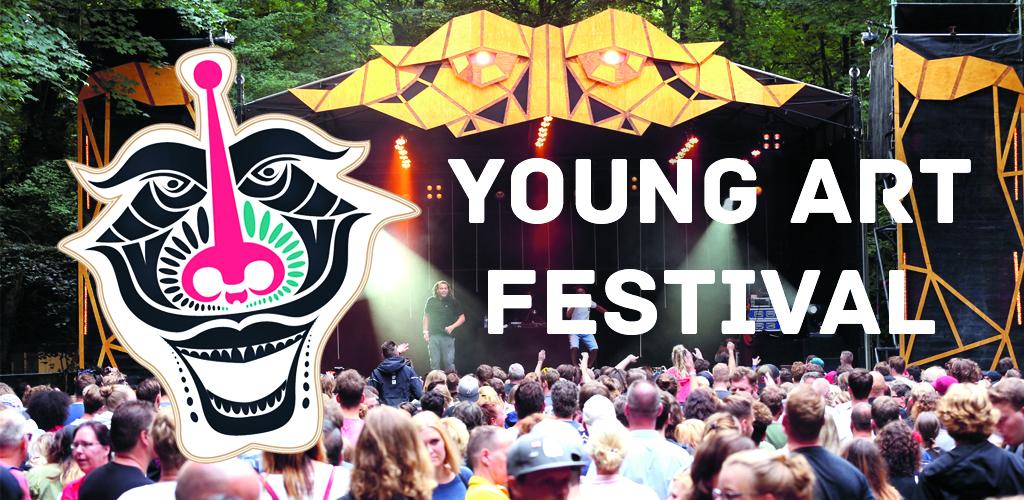 Zwart Licht is weer van de partij. (foto website Young Art Festival) rodi.nl © rodi
