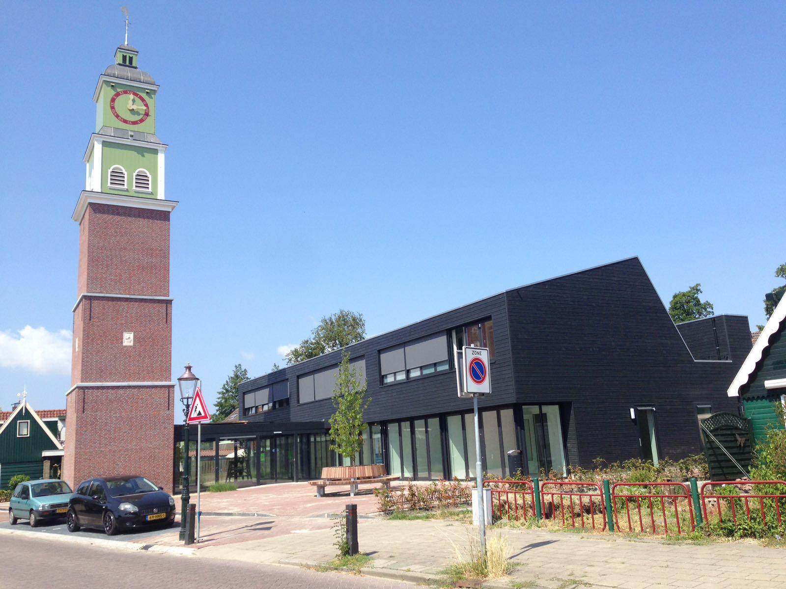 Nieuwe Locatie Centrum Jong In Wormer Wormerland
