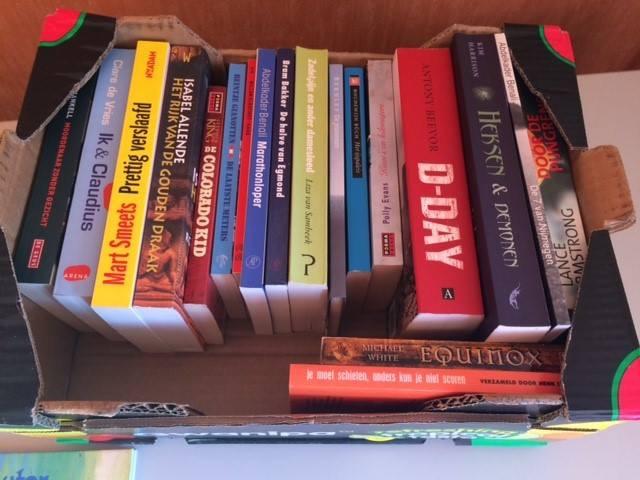 Boekenmarkt bij PostaanZee (Foto: aangeleverd),