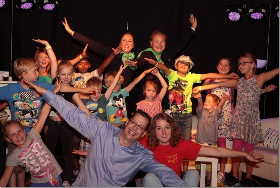 De Stuif-Stuif blijft Haarlems grootste en meest veelzijdige kinder-vakantie-evenement. (foto Facebook Stuif-Stuif)