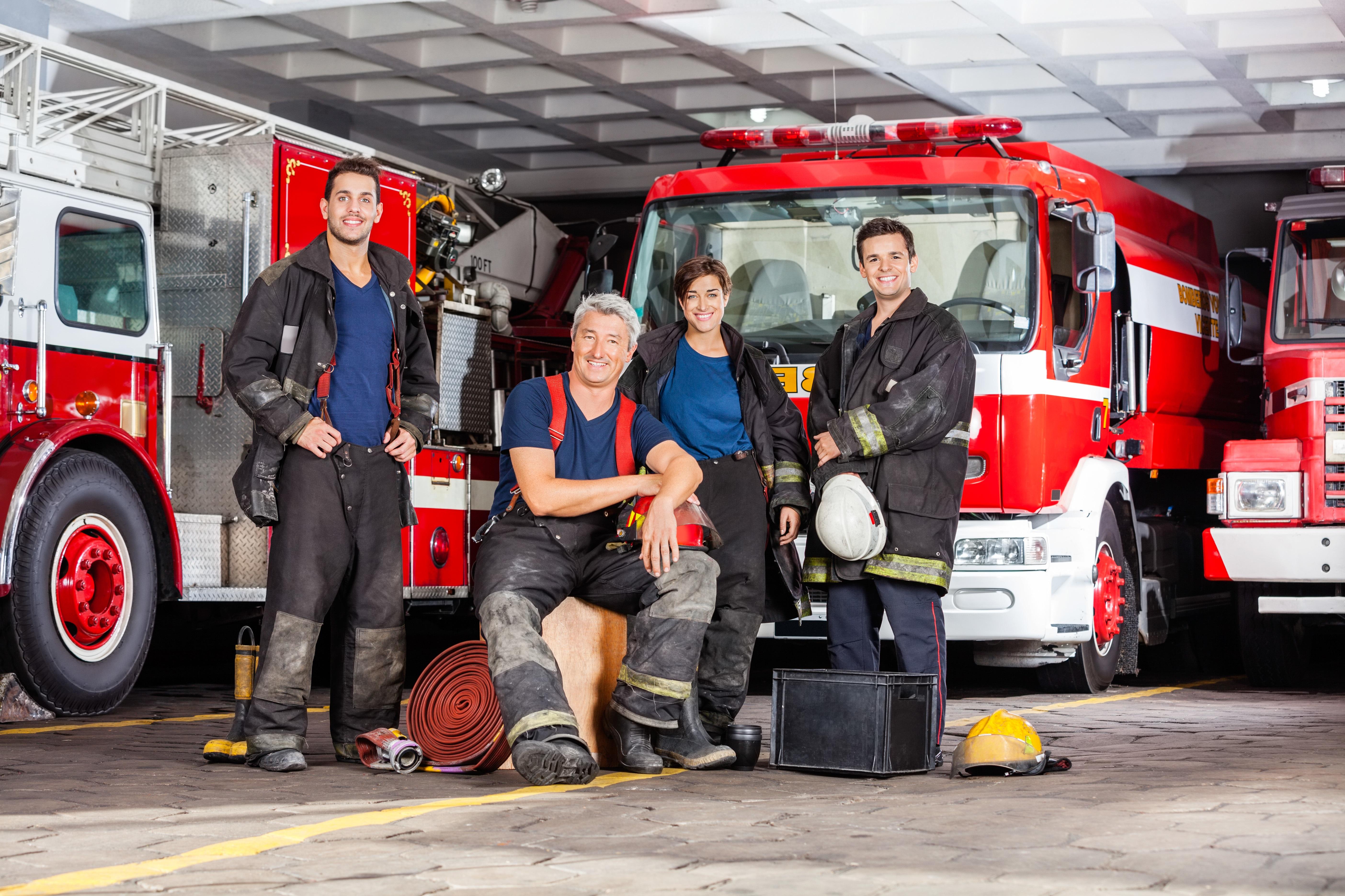 Misschien is de vrijwillige brandweer wel iets voor jou. (Foto: Adobe Stock)