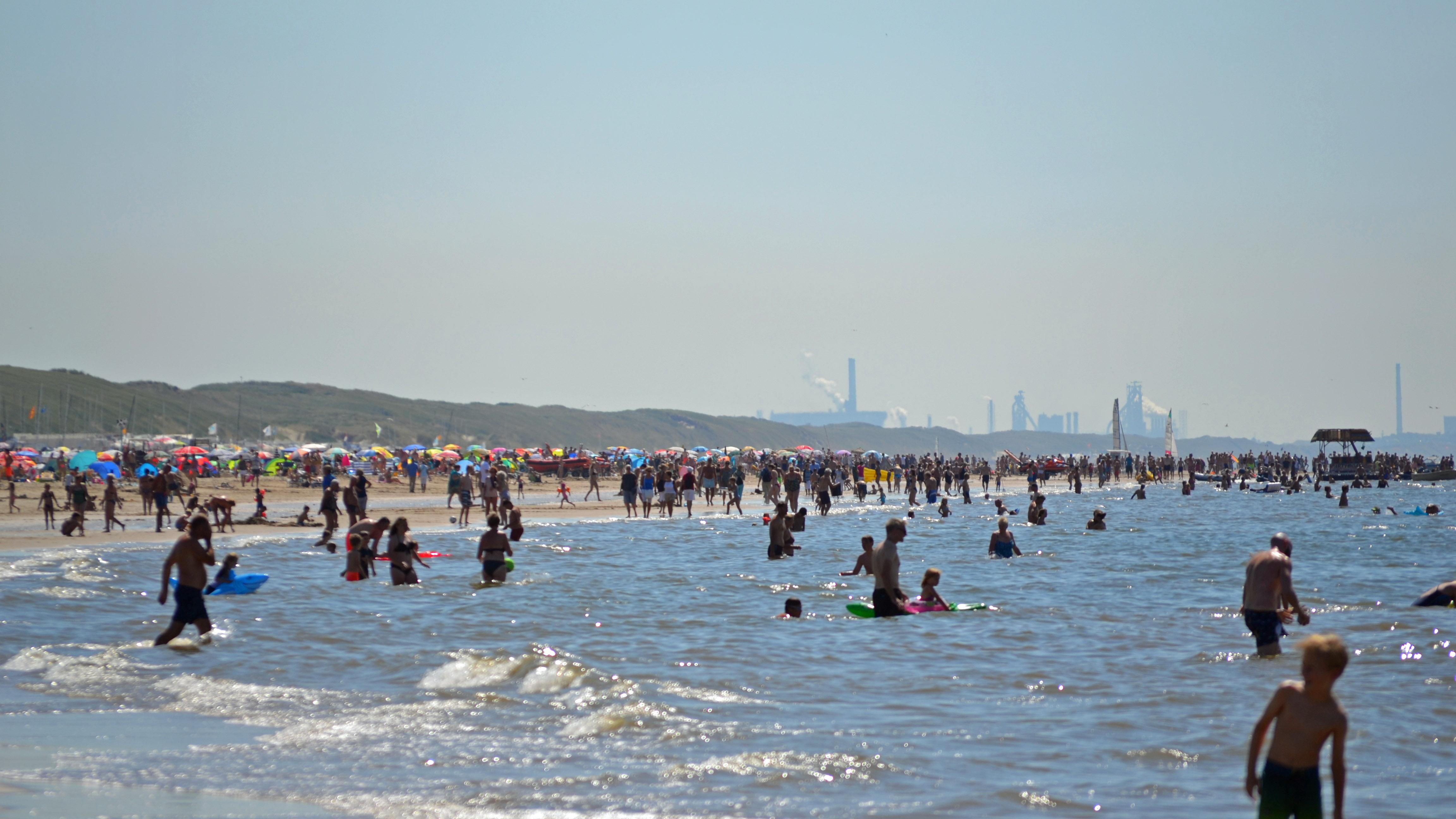 Zomer 2018 in Egmond aan Zee. (Foto's: Sjef Kenniphaas) rodi.nl © rodi