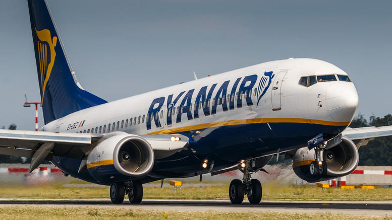 Dreigende staking bij Ryanair