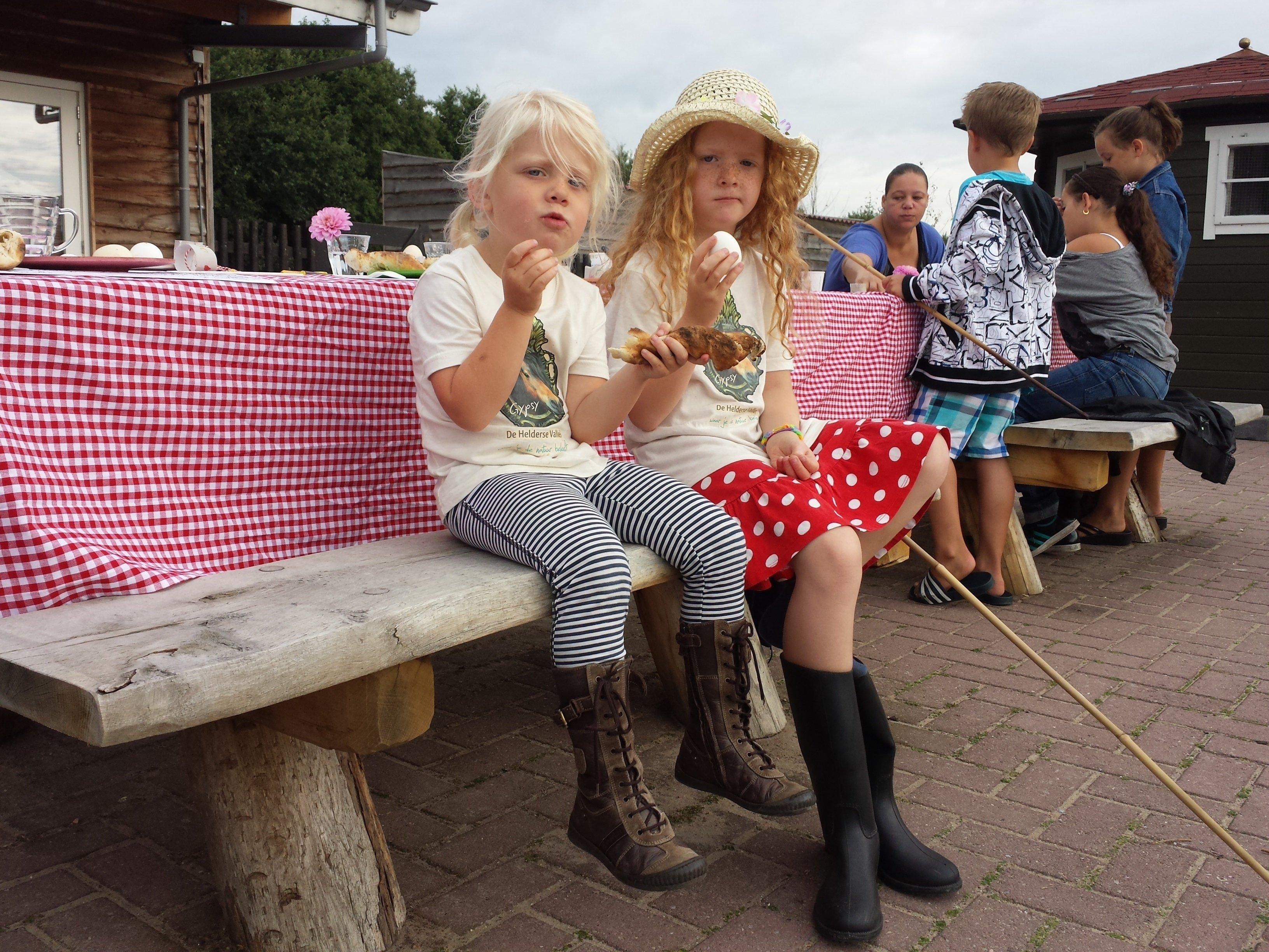 Er is deze zomervakantie meer dan genoeg te doen in De Helderse Vallei. (Foto: De Helderse Vallei)