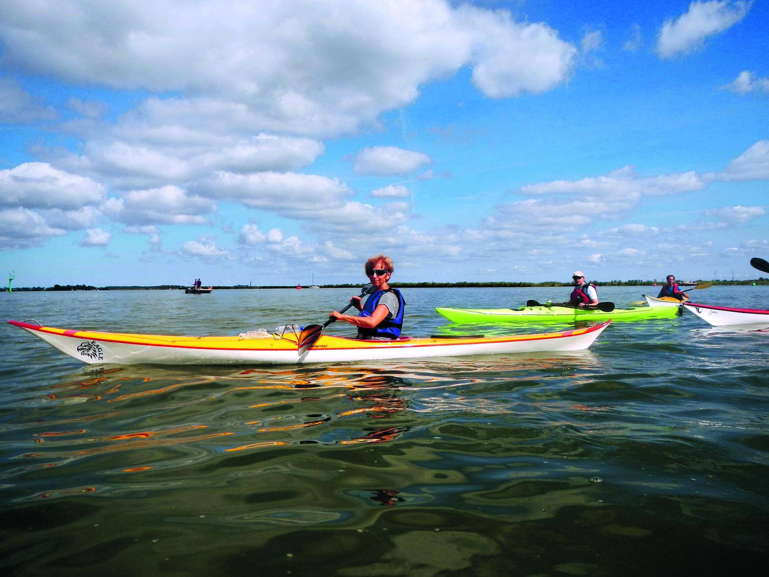 Kanovaren is pure, recreatieve watersport. (foto aangeleverd)