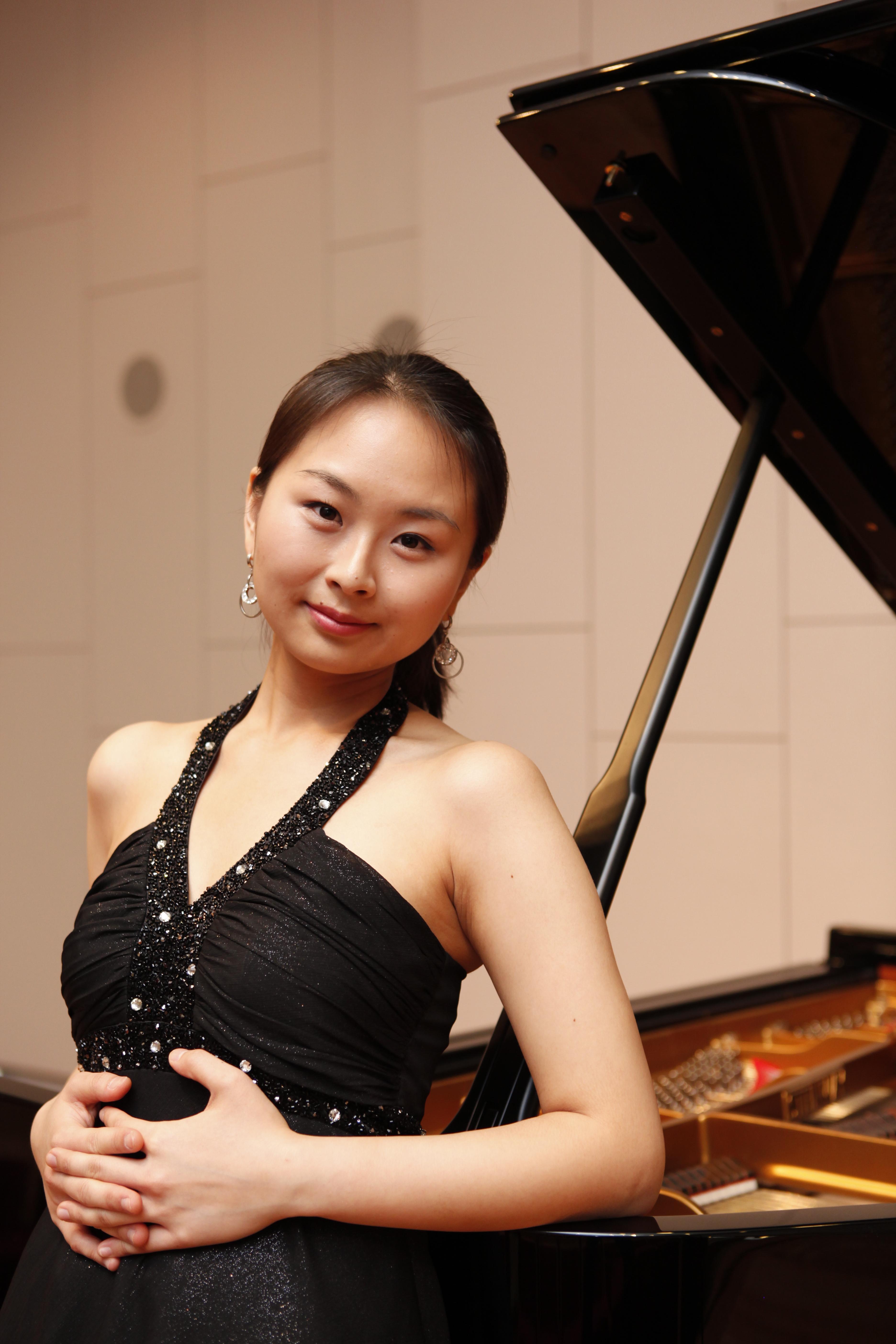 De Zuid-Koreaanse pianiste Eunhee Baek. (Foto: aangeleverd)