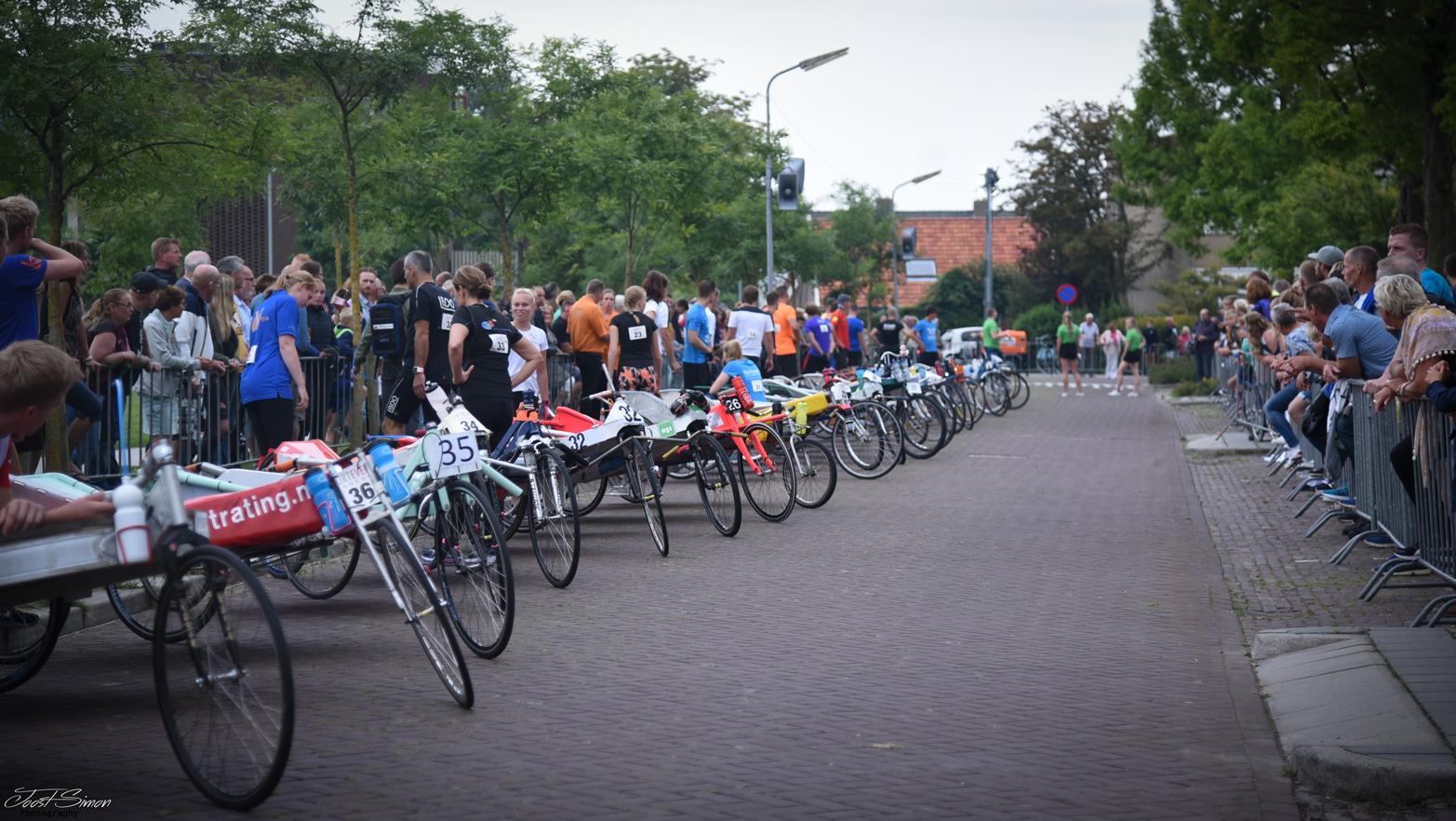 Langedijker Beddenrace over anderhalve week van start. (Foto: aangeleverd)