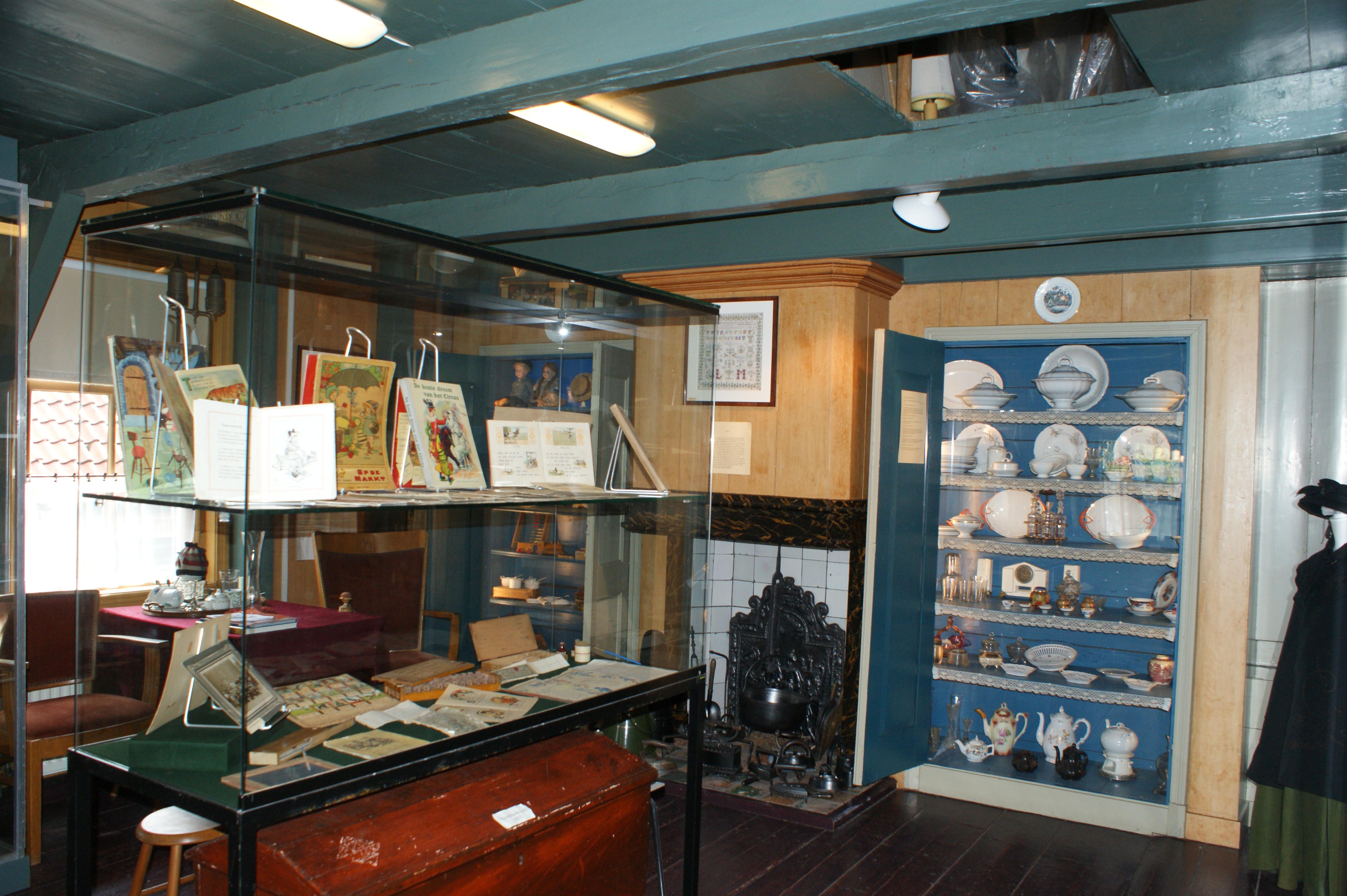 In Museum het Regthuys kan men tot 30 september genieten van de tentoonstelling Op Reis. (Foto: aangeleverd) rodi.nl © rodi